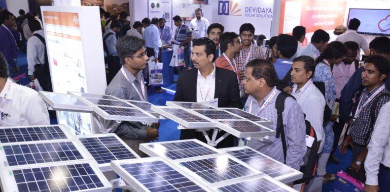What Peak Enerji A.Ş Inter Solar Mumbai Fuarında