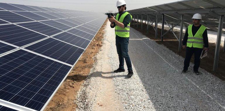 What Peak, Türkiye Genelindeki Termal Kamera Testlerine Devam Ediyor (13 Nisan 2018)