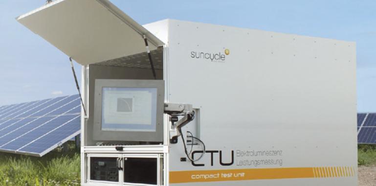 Güneş Enerjisi Santrallerinde Elektrolüminesans (EL) ve Flash Test